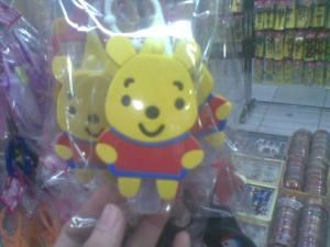 Hand Gel Winnie The Pooh