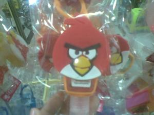 handgel angry bird